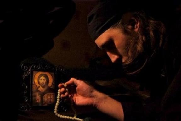 Αποτέλεσμα εικόνας για μοναχοι προσευχη