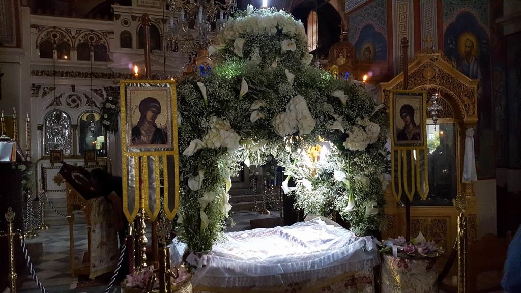 Ιερός Ναός Αγίου Αποστόλου Ανδρέα Λαυρίου