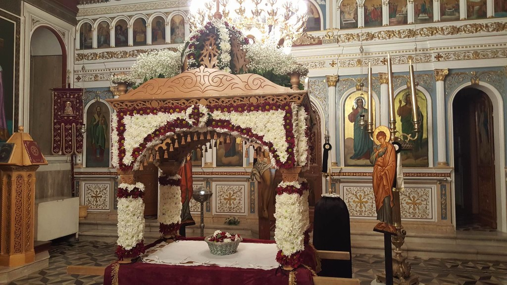 Ιερός ναός Αγίου Αθανασίου Μαλανδρενίου Αργολίδος