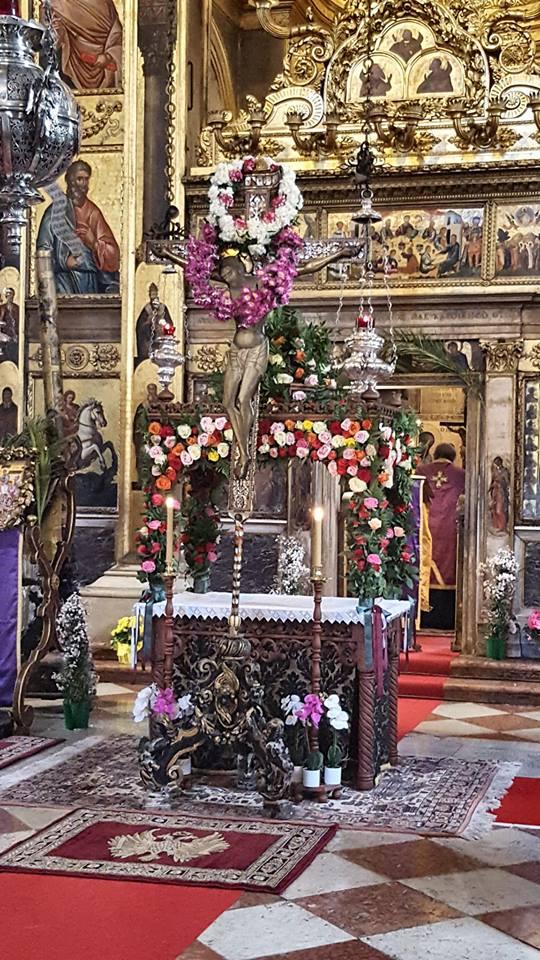 Μητροπολιτικός ναός του Αγίου Γεωργίου των Ελλήνων Βενετίας