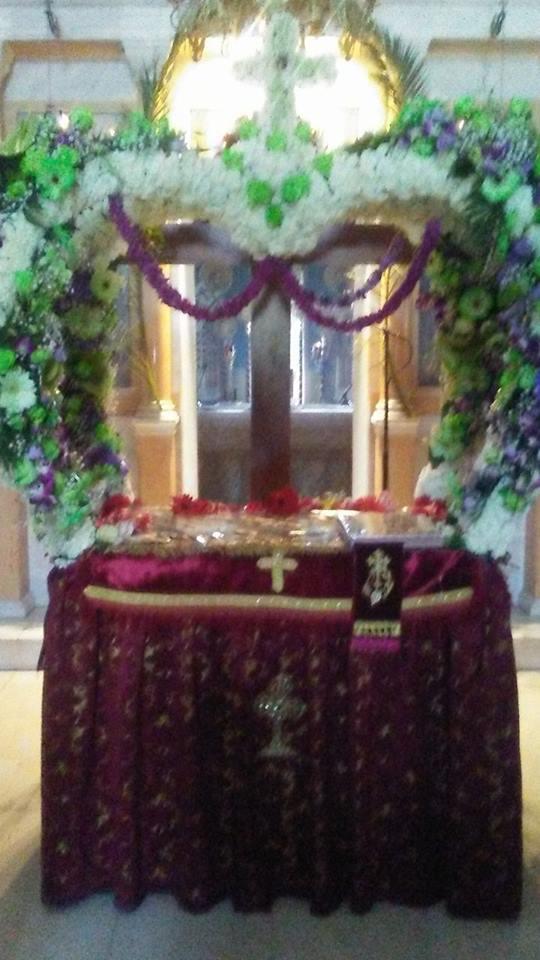Ιερός Ναός Αγίας Βαρβάρας Σταυρουπόλεως