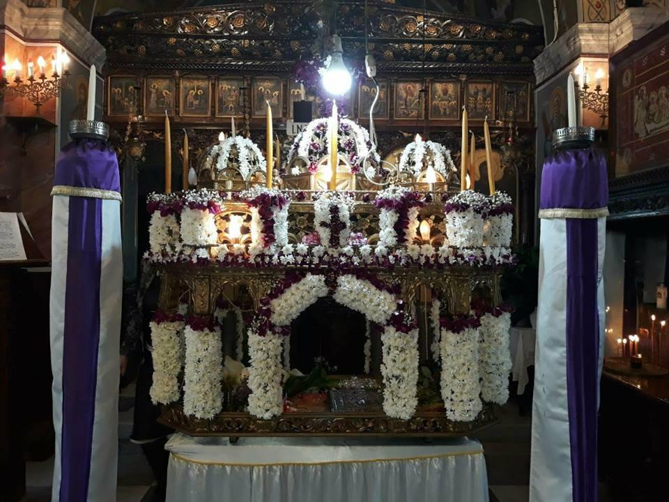 Ιερός Ναός Αγίου Παντελεήμονος Μυτιλίνητς