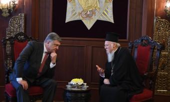 Πρόεδρος της Ουκρανίας
