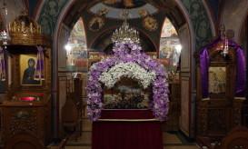 Ιερός Ναός Αγίας Φιλοθέης ομωνύμου Δήμου