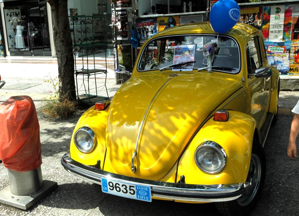 Το αυτοκίνητο του Δικτάτορα Γεωργίου Παπαδόπουλου.