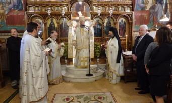 Ιερού Ναού Αγίας Φιλοθέης