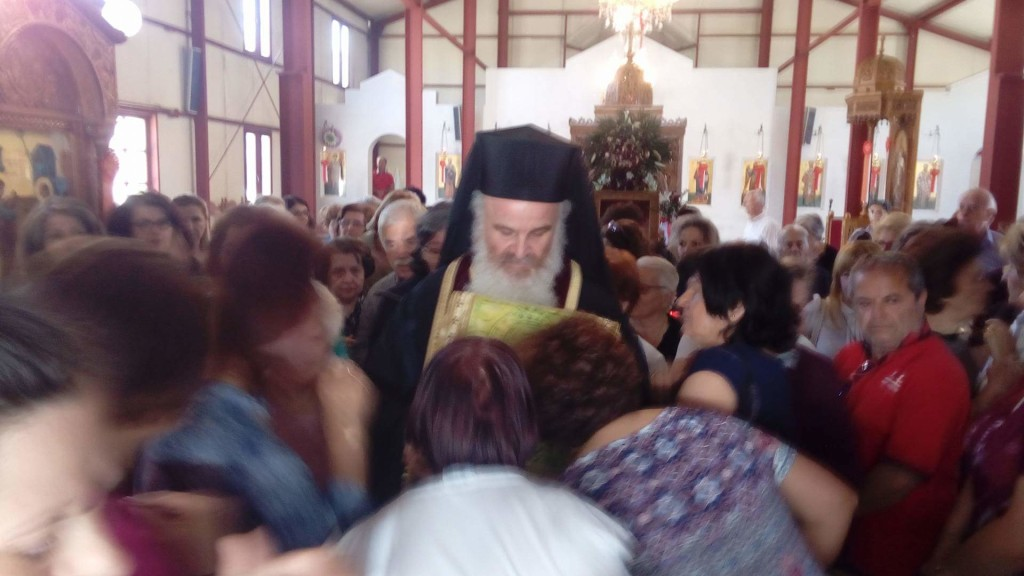 Παναγίας Βουλκανιώτισσας
