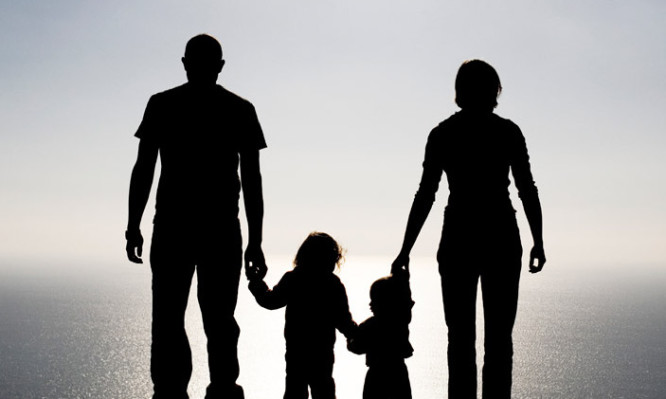 χριστιανική οικογένεια