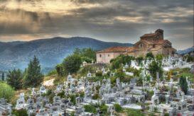 τάφους