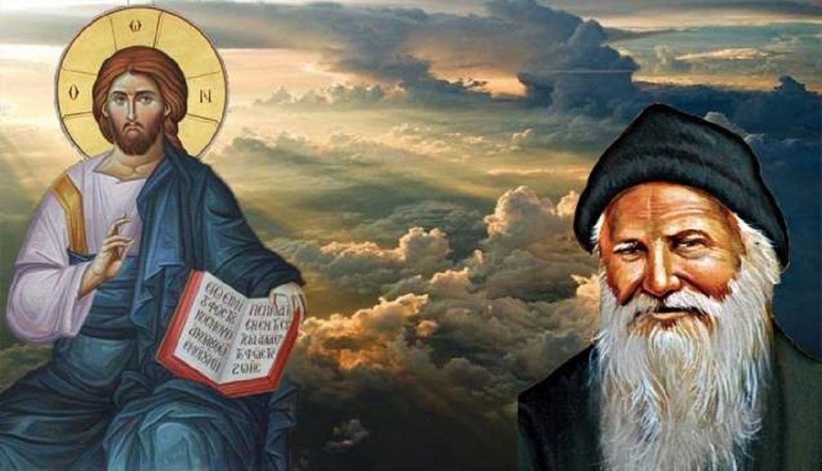 Ο Άγιος Πορφύριος βλέπει τον Χριστό και φανερώνει πώς μιλούσε! | Dogma