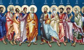 απόστολοι