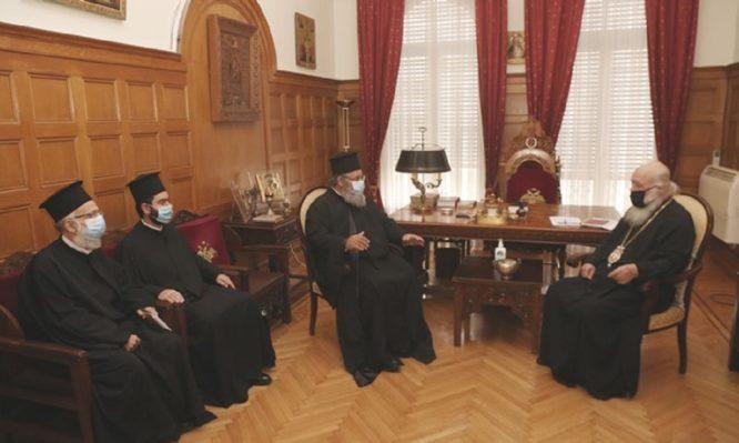 ιερέων